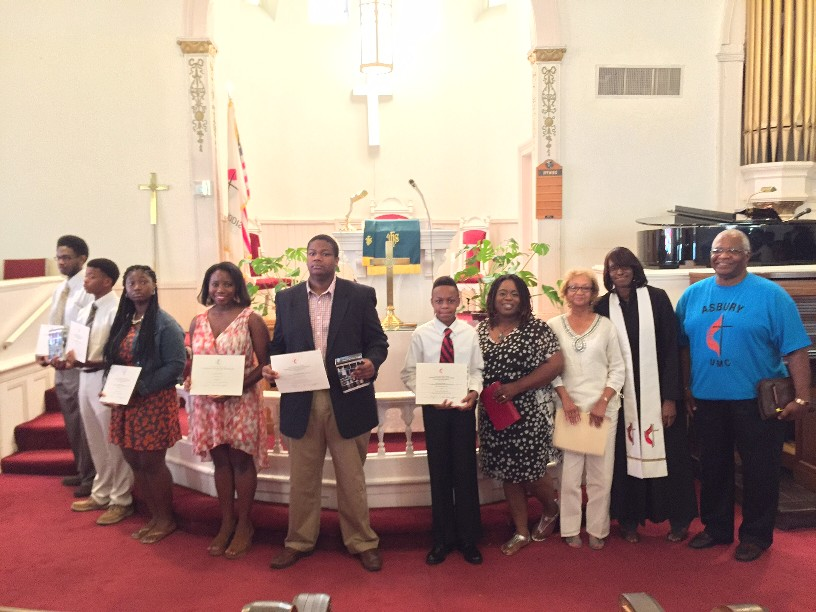 Confirmation, Reaffirmation, and Reception into the Local Church